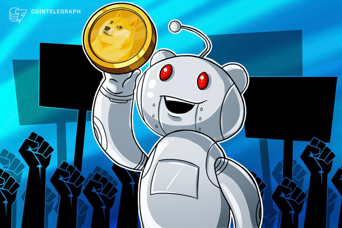 dogecoin cryptocurrency reddit web 20 surge as crypto euphoria heats up