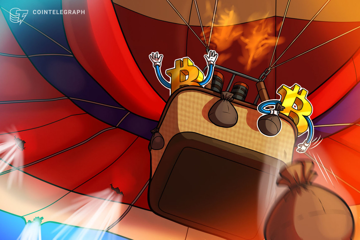 btc sinks below 40k bitcoin inflows to centralized exchanges surge